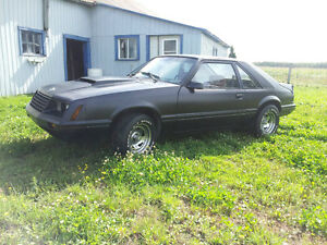 1981 Ford Mustang Foxbody Coupé (2 portes)