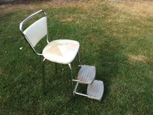 Step chair, vintage or antique?
