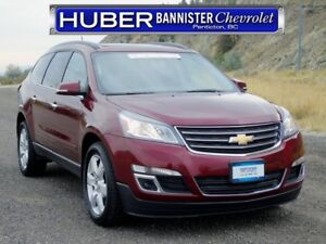 2016 Chevrolet Traverse AWD/Factory Tow/Sunroof