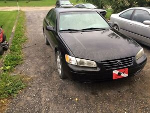 toyota camry 1999 110k km come with winter tires