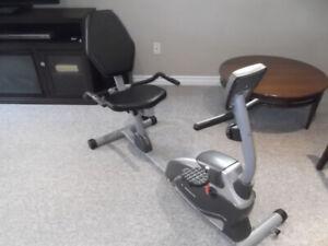 Exerpeutic 1000 XLS Recumbent bike