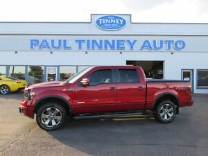 2013 Ford F-150 FX4 SuperCrew 5.5-ft. Bed 4WD Peterborough Peterborough Area image 5