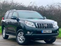 2012/62 Toyota Land Cruiser LC4 3.0D-4D Auto Diesel*FULL TOYOTA SERVICE HISTORY*