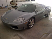 2003 Ferrari 360 MODENA Coupe (2 door)