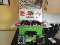 Xbox one 1tb with shop receipt MAY SWAP FOR PS4