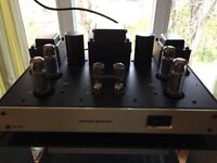 AMPLI CONRAD JOHNSON MV55 À TUBES