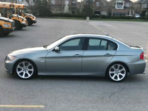 2006 BMW 330i SPORTS PACKAGE,i-DRIVE,COMFORT ACCESS PACKAGE