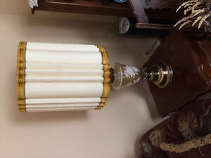 Lamp, table and chandelier for sale Moose Jaw Regina Area image 2