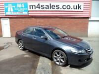 Honda Accord I-CTDI EXECUTIVE A/C SAT NAV P/X TO CLEAR