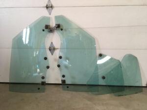 Pontiac GTO factory tinted auto glass