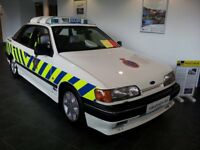 Ford Granada 2.9i 4x4 Rs Police Concept Car- 1 of a Kind - May take part exchange L@@K
