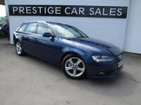2014 Audi A4 2.0 TDI ultra SE Avant 5dr Diesel blue Manual