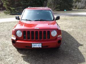 2008 Jeep Patriot north edition SUV, Crossover