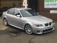 Bmw e60 5 series m sports breaking parts spares