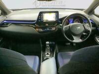 2017 Toyota CHR 1.8 DYNAMIC 5d 122 BHP Hatchback Automatic