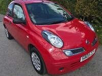 2009 Nissan Micra Visia 1.2 3 Door Hatchback *** 1 Previous Owner ***