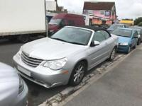 Chrysler Sebring Limited V6 PETROL AUTOMATIC 2009/09
