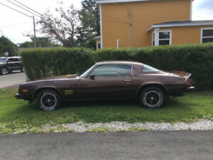 z28 camaro $20.000 obo will take trades as part payment.