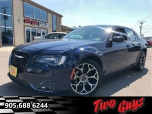 2016 Chrysler 300 S  Navigation- Leather Seats - Bluetooth