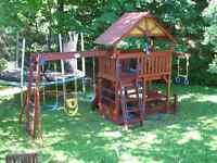 Module de jeu extérieur - Playground - Sunray