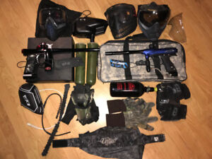 Paintball Arsenal up for Fast Sale
