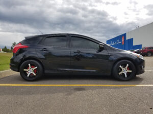 2012 Ford Focus Blacked Out