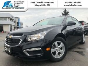 2016 Chevrolet Cruze Limited 2LT  LEATHER,SUNROOF,REARCAM,REMOTE