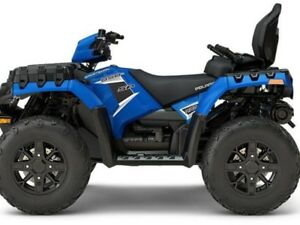 2018 Polaris SPORTSMAN TOURING 850 SP / 31$/sem