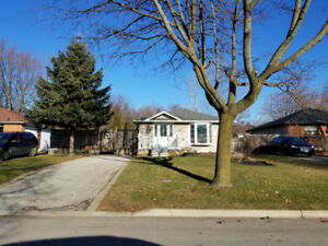 House for Rent -Oshawa(Bloor St E & Townline Rd S)