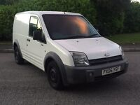 FORD TRANSIT CONNECT 1.8 DIESEL 2006 SPEC