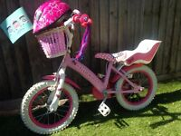 """Hello Kitty 14"""" child's bicycle"""
