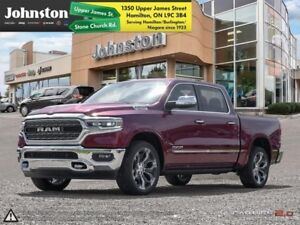 2019 Ram 1500 Limited  - Leather Seats -  Cooled Seats - $220.94
