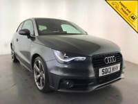 2013 AUDI A1 S LINE BLACK EDITION TDI DIESEL LEATHER INTERIOR 1 OWNER
