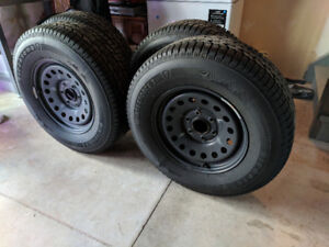 Firestone Winterforce 2 Winter Truck Tires, Wheels and Sensors