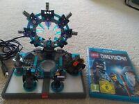 Lego Dimensions Nintendo Wii U Starter Pack + Lego Movie Benny Fun Pack