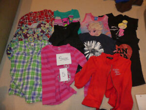 Girl Clothes and Shoes