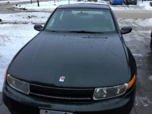 2000 Saturn Other LS1 Sedan cert and e tested with winter tires