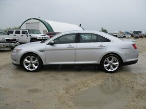 2010 Ford Taurus SHO Twin Turbo Eco-Boost Lthr Roof Nav AWD