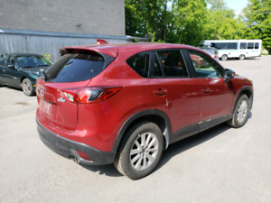 SAFETIED 2013 MAZDA CX5