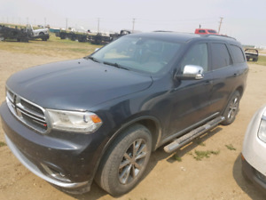 2014 Dodge Durango Limited REDUCED