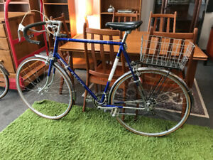 "Pair of vintage  Sekine 10 speed road bikes 25"" & 23"""