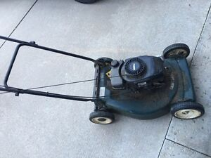 Gas lawnmower for sale
