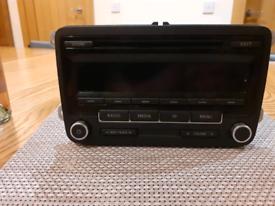 Bosch VW 2013 radio system.