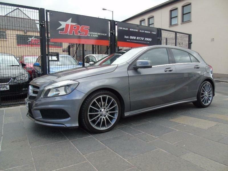 2014 mercedes benz a class 1 5 a180 cdi amg sport 7g dct 5dr in dungannon county tyrone gumtree. Black Bedroom Furniture Sets. Home Design Ideas