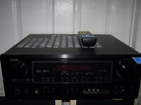 Denon AVR-2105 7.1-channel A/V Receiver-like New-open to offers