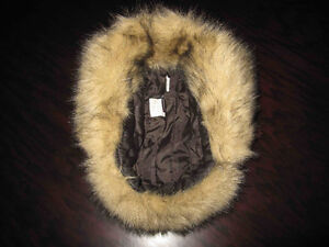 Fur Trimmed Trappers Hat London Ontario image 3