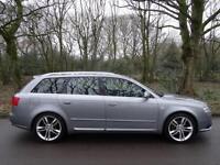 2005 55 Audi A4 Avant/Estate 1.8T quattro S Line..F.S.H..STUNNING CONDITION!!