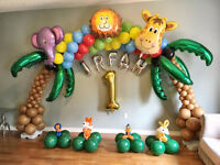#Party Balloon# Helium Balloon Delivery, Balloon Decoration