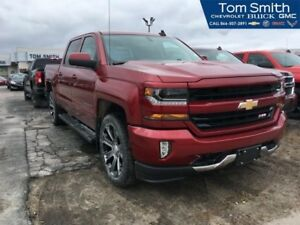 2018 Chevrolet Silverado 1500 LT  TRUE NORTH EDITION/LED CARGO B