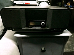 XM Radio home and car dock